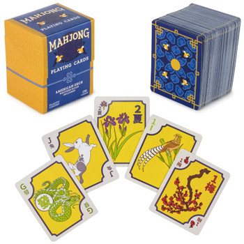 American Mahjong Playing Cards