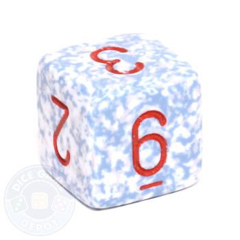 d6 - Speckled Air dice