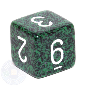 d6 - Speckled Recon dice