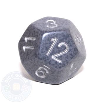 d12 - Speckled Hi-Tech 12-sided Dice