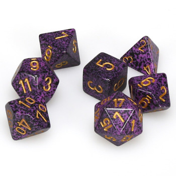 Elemental Hurricane dice set