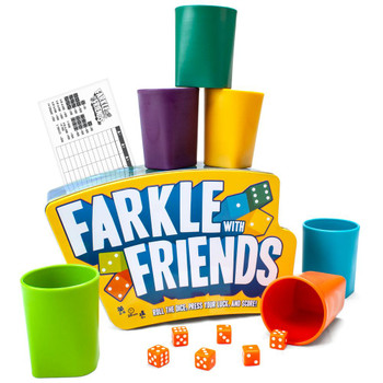 Farkle with Friends game