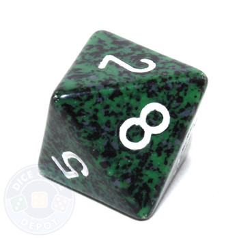 d8 - Speckled Recon 8-sided Dice