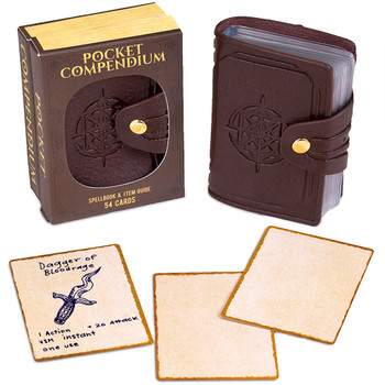 Pocket Compendium: Tome of Recollection