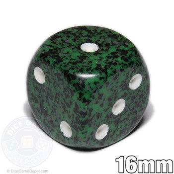 Speckled Recon 6-sided dice