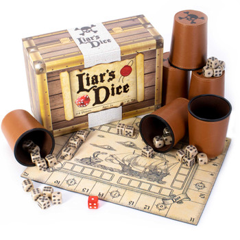 Liar's Dice set