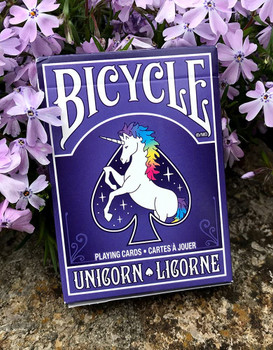 Deck of Unicorn playing cards