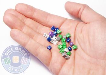 Tiny 5mm dice