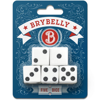 Brybelly dice