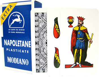 Italian Regional Playing Cards - Napoletane 97/31