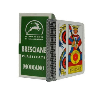 Italian Regional Playing Cards - Bresciane