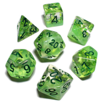 Spring season dice set