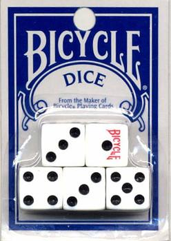 Bicycle branded dice pack