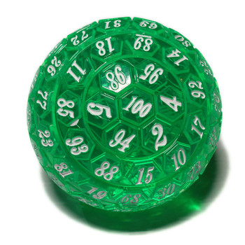 d100 - Green