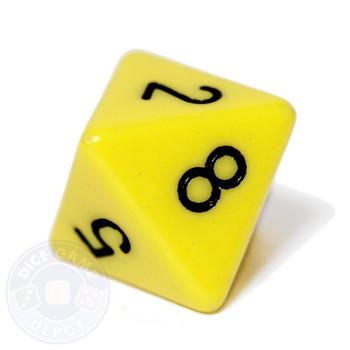d8 - Yellow
