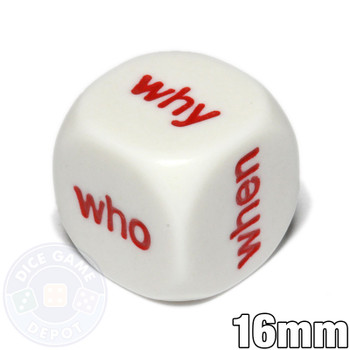 Interrogative Dice