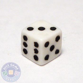 Dice by Size - 5mm Dice (0 2 inch) - Dice Game Depot
