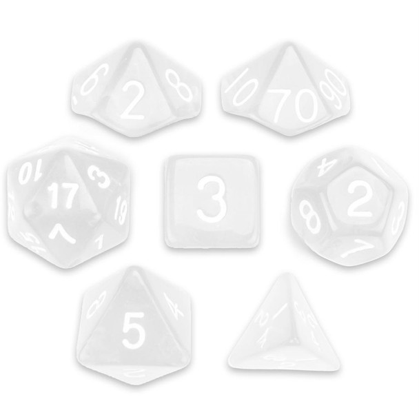 Astral Echoes dice set