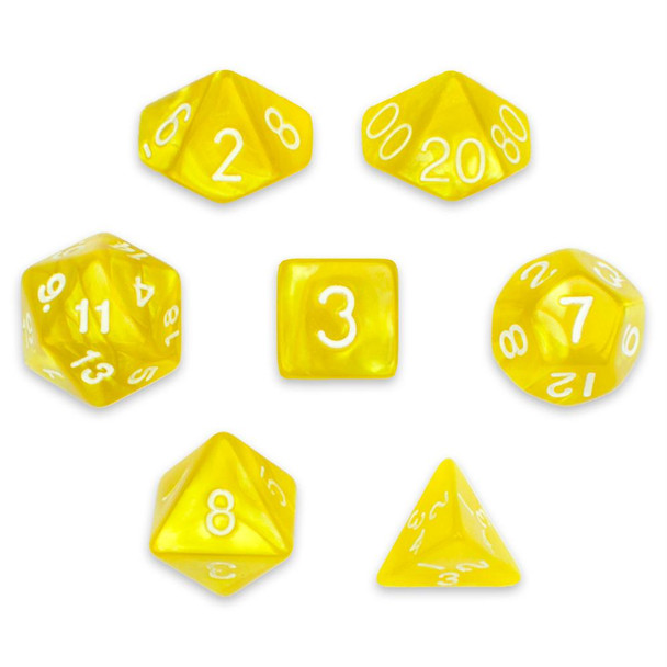 King's Ransom dice set