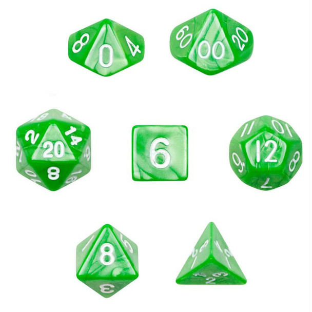 Imperial Gem dice set