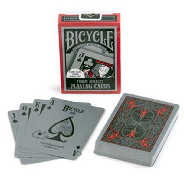 Tragic Royalty card deck