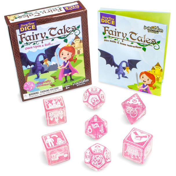Story Time Dice: Fairy Tales