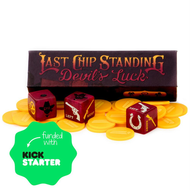 Last Chip Standing: Devil's Luck game