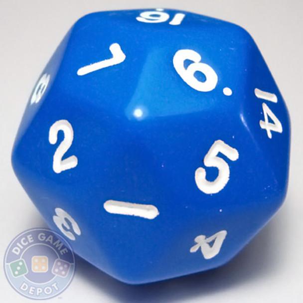 d30 - Opaque Blue
