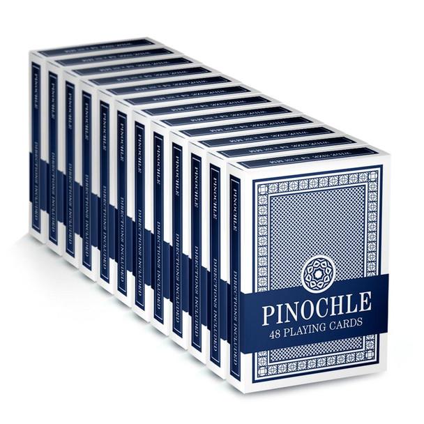 Brybelly Pinochle cards - 12 decks