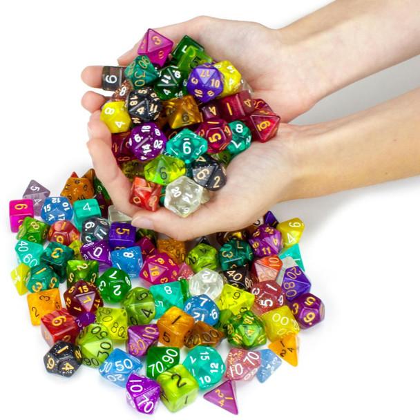 Random Polyhedral Dice