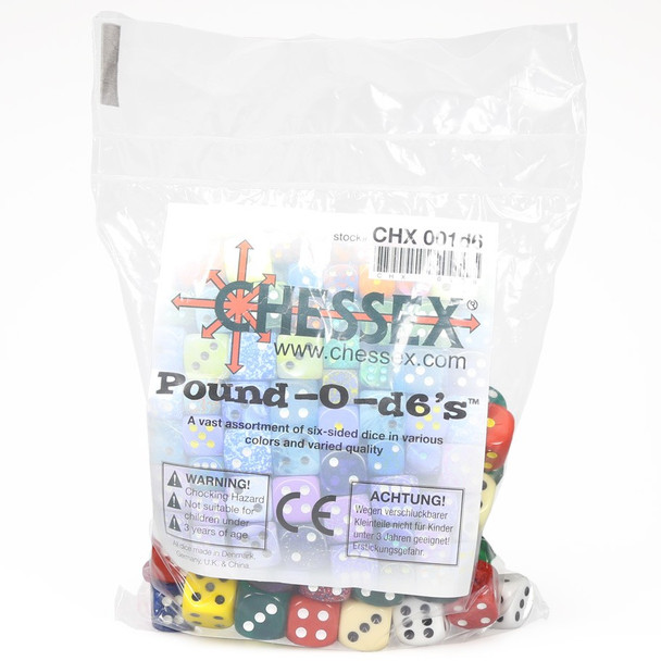 Pound of d6's