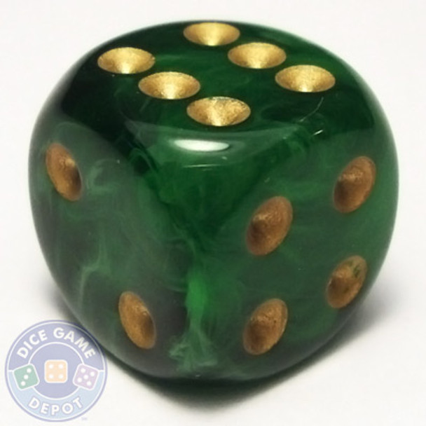 Vortex Dice - Green