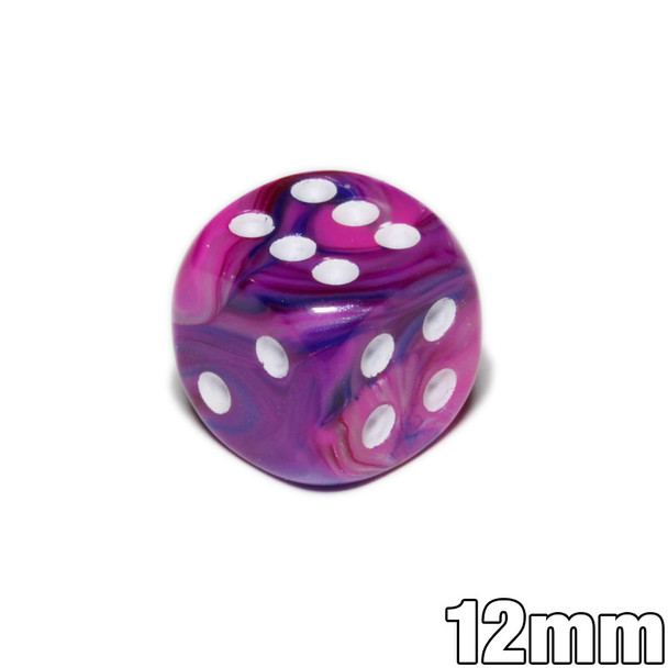 12mm Festive Violet d6