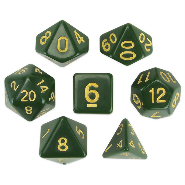 Blighted Grove dice set