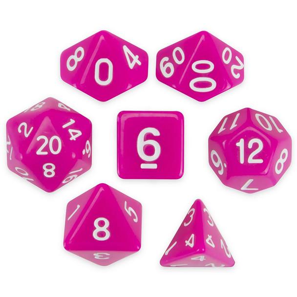 Dragonberry dice set