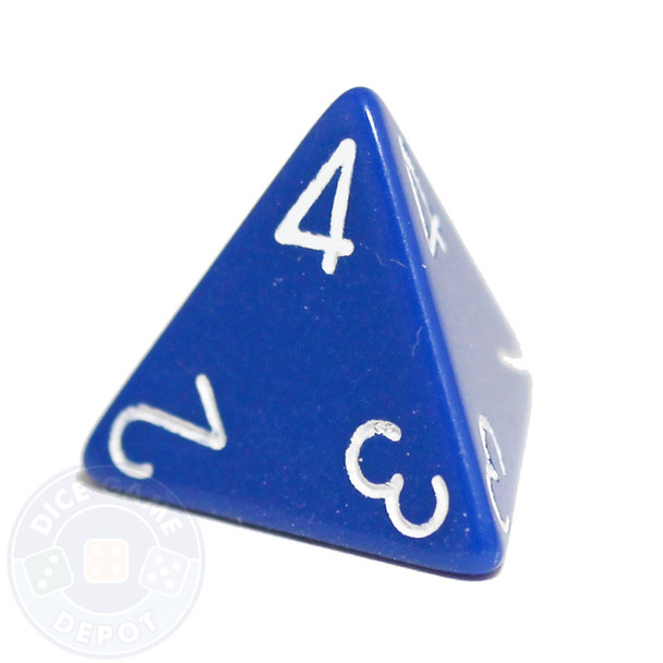 d4 - Opaque Blue - Top-read