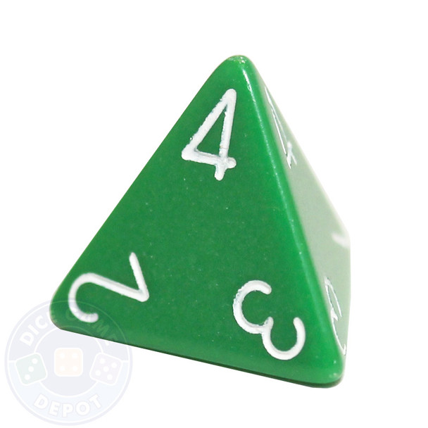 d4 - Opaque Green - Top-read