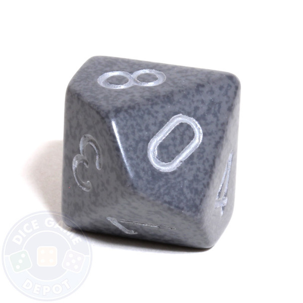 d10 dice - Speckled Hi-Tech