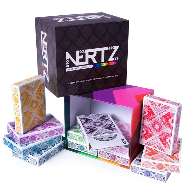 Nertz card game
