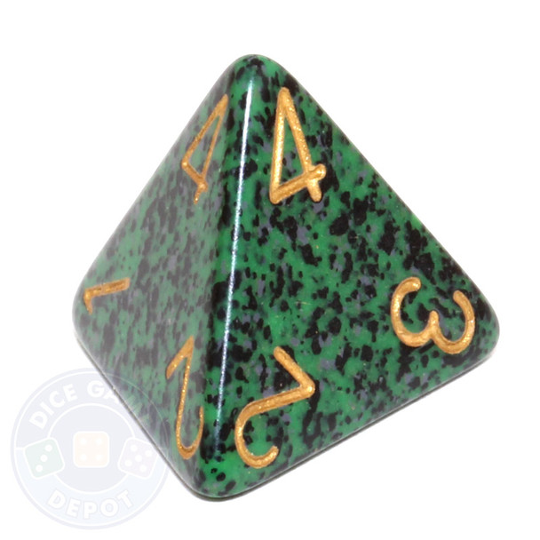 d4 - Speckled Golden Recon