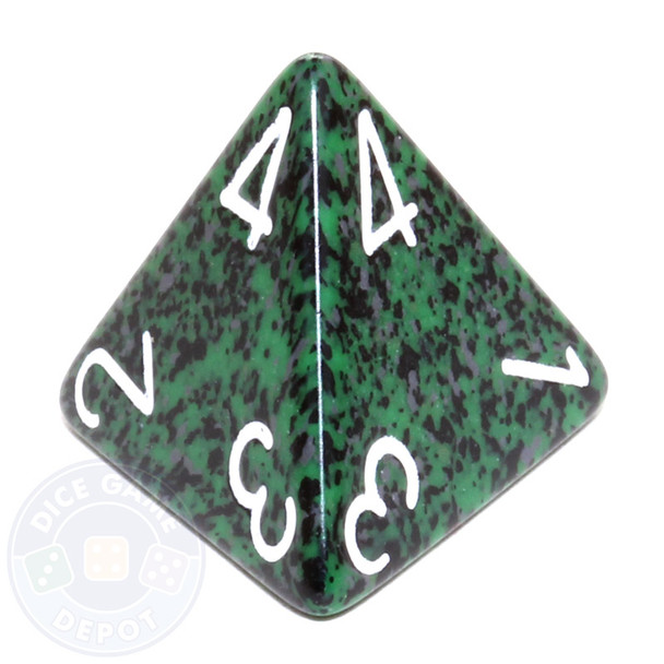 d4 - Speckled Recon dice