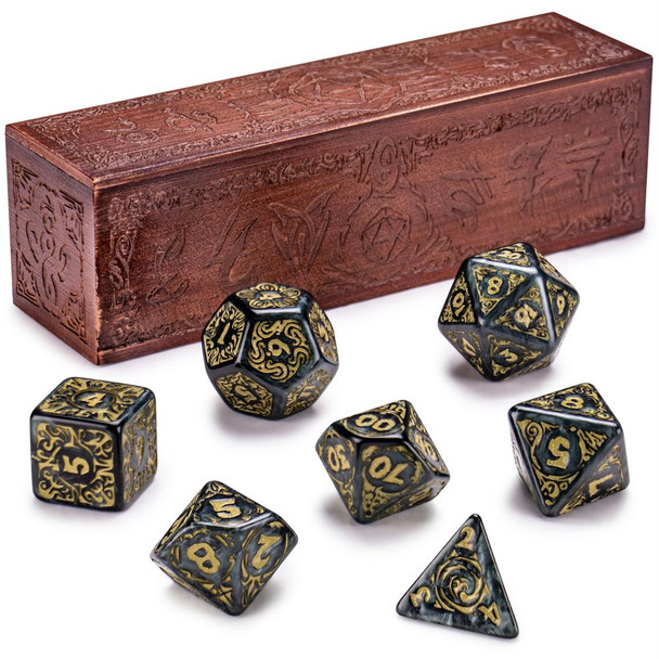 Titan Dice - 25mm