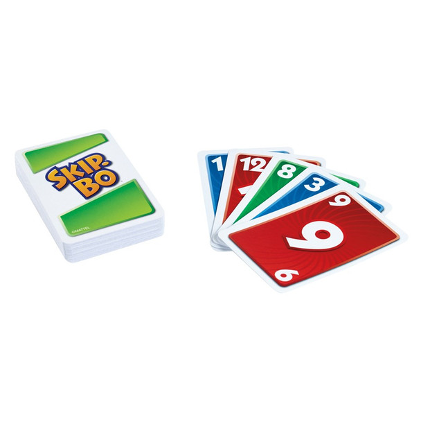 Skip-Bo Card Game