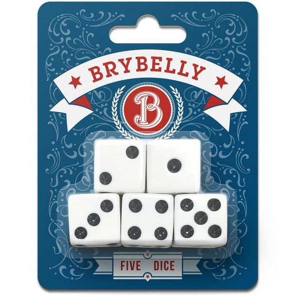 Brybelly dice