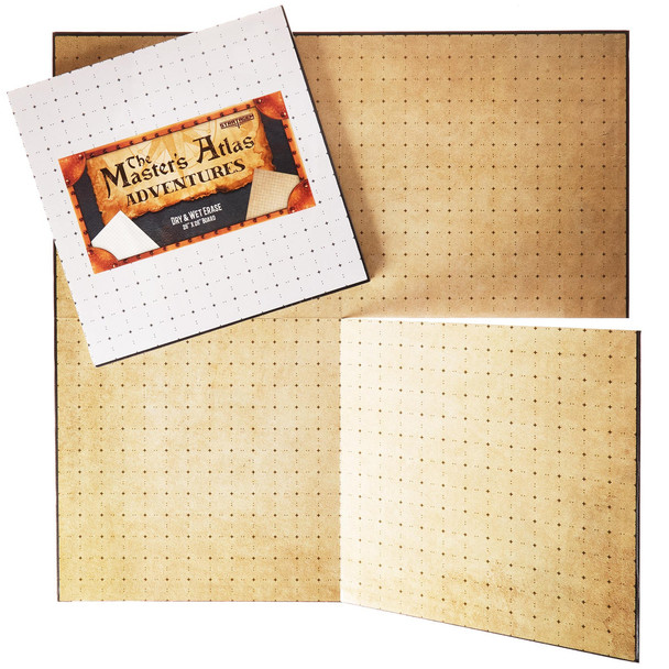 Master's Atlas roleplaying game board