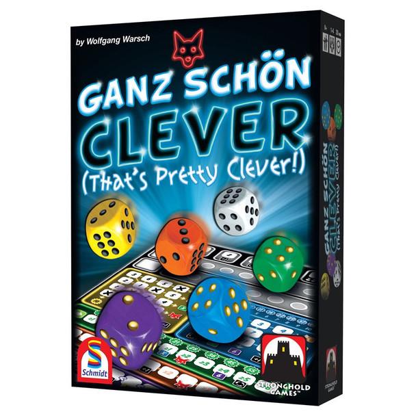 Ganz Schon Clever dice game