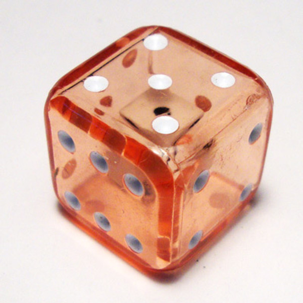 19mm Red Double Dice