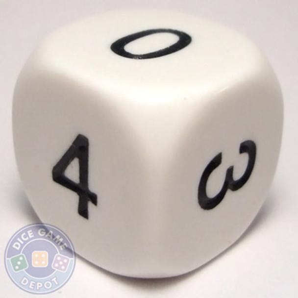 Math dice - 0-5