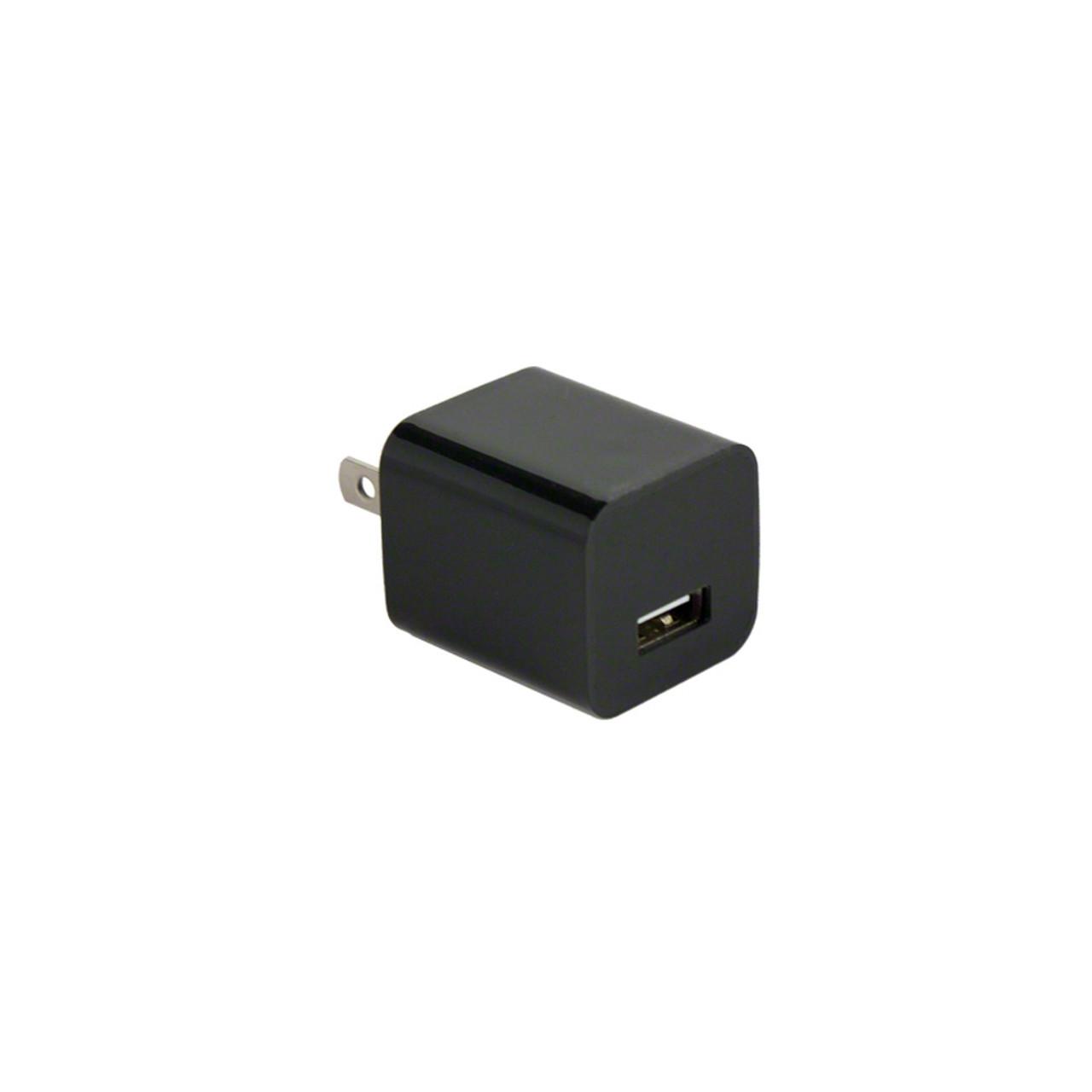 1080P HD Mini USB Wall Charger Hidden Spy Camera
