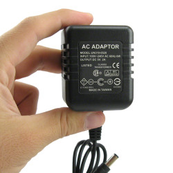LawMate Professional Grade AC Adapter Hidden Camera with Motion Activated Recording